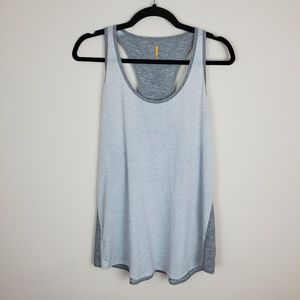 Lucy Gray Athletic Racerback Tank Top   i19xx